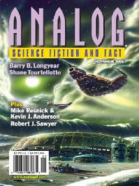 Analog Science Fiction and Science Fact, November 2006