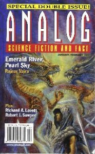 Analog Science Fiction and Science Fact, January/February 2007