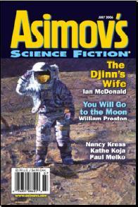 Asimovs, July 2006