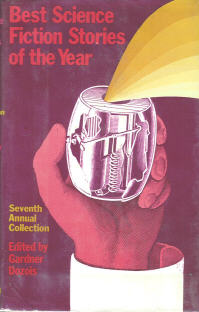 Best Science Fiction Stories of the Year Seventh Annual Collection. ed. Dozois