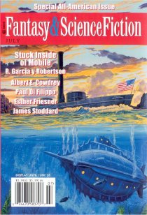The Magazine of Fantasy & Science Fiction, July 2004 | Best SF