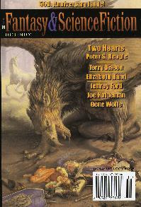 The Magazine of Fantasy & Science Fiction, October/November 2005