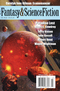 The Magazine of Fantasy & Science Fiction, June/July 2009