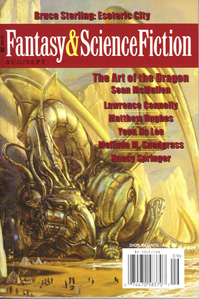 The Magazine of Fantasy & Science Fiction, August/September 2009