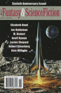 The Magazine of Fantasy & Science Fiction, October/November 2009