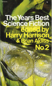 Best SF: 1968. edited by Harry Harrison and Brian Aldiss. 1969