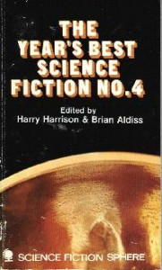 Best SF: 1970. edited by Harry Harrison and Brian Aldiss, 1971.