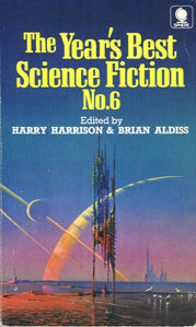 Best SF: 1972. edited by Harry Harrison and Brian Aldiss. 1973