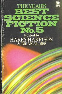 Best SF : 1971. edited by Harry Harrison and Brian Aldiss. 1972