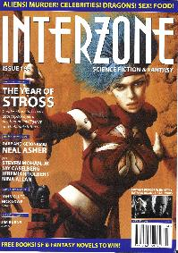 Interzone #199 July/August 2005