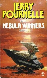 Nebula Award Stories 16. ed. Jerry Pournelle