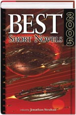 Science Fiction Book Club Best Short Novels 2005, ed Jonathan Strahan, SFBC 2005