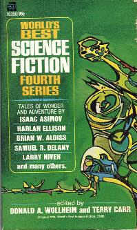 World's Best Science Fiction : 1968. Donald Wollheim/Terry Carr (eds), 1968