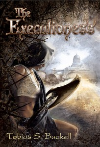 Tobias S. Buckell. The Executioness. (Subterranean Press, 2011).