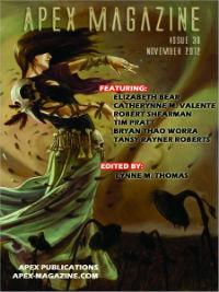 Apex Magazine #30, November 2011.