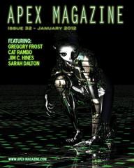 Apex Magazine #32 January 2012
