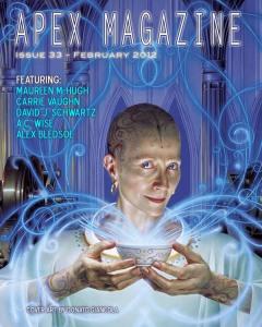 Apex Magazine #33 February 2012