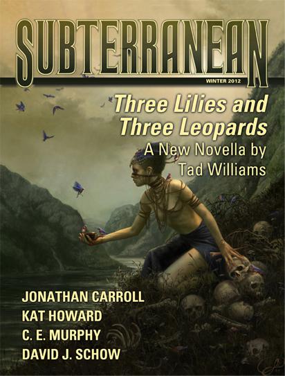 Subterranean Online. Winter 2012.